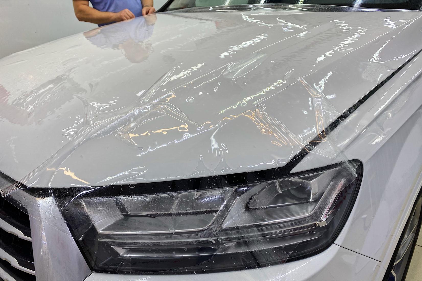 Автомобильные пленки Legend: особенности и преимущества