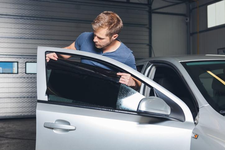 Требование к тонировке стёкол авто