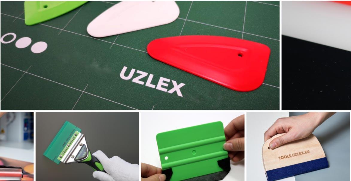 Назначение инструментов от компании Uzlex