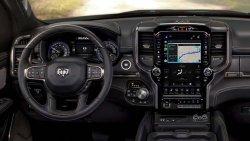 Dodge Ram 1500 - Изготовление лекала для салона и кузова авто. Продажа лекал (выкройки) в электроном виде на авто. Нарезка лекал на антигравийной пленке (выкройка) на авто.