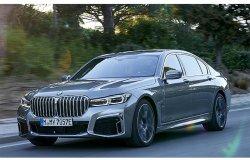 BMW 7-серия М-спорт - Изготовление лекала (выкройка) для авто. Продажа лекал (выкройки) в электроном виде на авто. Нарезка лекал на антигравийной пленке (выкройка) на авто