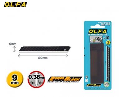 Лезвие сменное для ножа OLFA BLACK MAX OL-ABB-10B (10 шт.)