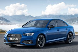 Audi A4 (2018) S line - Изготовление лекала (выкройка) на авто
