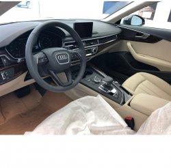 Audi A4 (2018) - Изготовление лекала (выкройка) для салона авто. Продажа лекал (выкройки) в электроном виде на интерьер авто. Нарезка лекал на антигравийной пленке (выкройка) на авто.