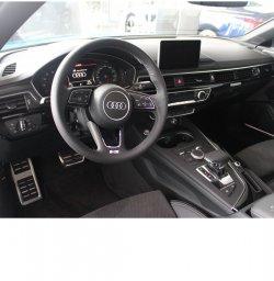 Audi A5 (2017) - Изготовление лекала (выкройка) для салона авто. Продажа лекал (выкройки) в электроном виде на интерьер авто. Нарезка лекал на антигравийной пленке (выкройка) на авто.