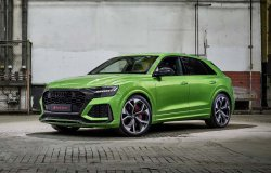 Audi RSQ8 (2020) - Изготовление лекала для салона и кузова авто. Продажа лекал (выкройки) в электроном виде на авто. Нарезка лекал на антигравийной пленке (выкройка) на авто.