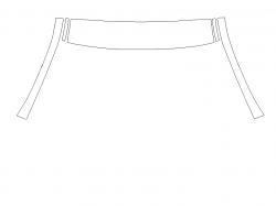 Иномарки - Изготовление лекала (выкройка) на авто