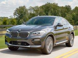 BMW X4 (2019) - Изготовление лекала (выкройка) на авто