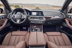BMW X5 (2018) M-Sport - Изготовление лекала (выкройка) для салона авто