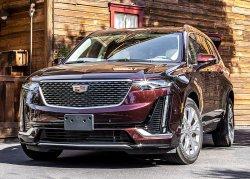 Cadillac XT6 (2019) Luxury  - Изготовление лекала авто. Продажа лекал (выкройки) в электроном виде на авто. Нарезка лекал на антигравийной пленке (выкройка) на авто.