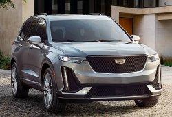 Cadillac XT6 (2019) Sport - Изготовление лекала авто. Продажа лекал (выкройки) в электроном виде на авто. Нарезка лекал на антигравийной пленке (выкройка) на авто.