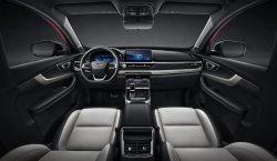 Chery Tiggo 7 Pro (2020) interior - Изготовление лекала для салона и кузова авто. Продажа лекал (выкройки) в электроном виде на авто. Нарезка лекал на антигравийной пленке (выкройка) на авто.