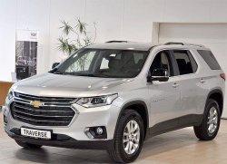 Chevrolet Traverse (2018) - Изготовление лекала (выкройка) на авто