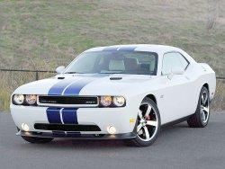 Dodge Challenger (2011) - Изготовление лекала (выкройка) на авто