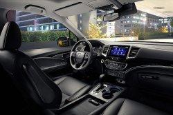 Honda Pilot (2018) - Изготовление лекала для салона и кузова авто. Продажа лекал (выкройки) в электроном виде на авто. Нарезка лекал на антигравийной пленке (выкройка) на авто.