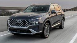 Hyundai Santa Fe (2021) - Изготовление лекала для салона и кузова авто. Продажа лекал (выкройки) в электроном виде на авто. Нарезка лекал на антигравийной пленке (выкройка) на авто.