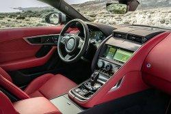 Jaguar F-Type First Edition (2020) Ягуар - Изготовление лекала для салона и кузова авто. Продажа лекал (выкройки) в электроном виде на авто. Нарезка лекал на антигравийной пленке (выкройка) на авто.