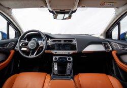 Jaguar I-pace (2019) - Изготовление лекала (выкройка) для салона авто. Продажа лекал (выкройки) в электроном виде на салон авто. Нарезка лекал на антигравийной пленке (выкройка) на салон авто.