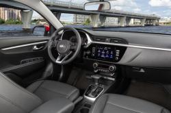 Kia Rio (2020) interior - Изготовление лекала для салона и кузова авто. Продажа лекал (выкройки) в электроном виде на авто. Нарезка лекал на антигравийной пленке (выкройка) на авто.