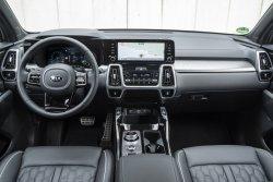 Kia Sorento (2020) interior - Изготовление лекала для салона и кузова авто. Продажа лекал (выкройки) в электроном виде на авто. Нарезка лекал на антигравийной пленке (выкройка) на авто.