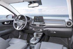 Kia cerato 2018 - Изготовление лекала (выкройка) для салона авто