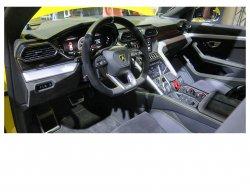 Lamborghini Urus (2018)  - Изготовление лекала (выкройка) для салона авто. Продажа лекал (выкройки) в электроном виде на интерьер авто. Нарезка лекал на антигравийной пленке (выкройка) на авто.