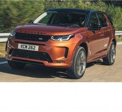 Land Rover Discovery sport (2019) Dynamic - Изготовление лекала (выкройка) для авто. Продажа лекал (выкройки) в электроном виде на салон авто. Нарезка лекал на антигравийной пленке (выкройка) на авто.