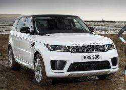 Land Rover Range Rover Sport (2018) - Изготовление лекала (выкройка) на авто