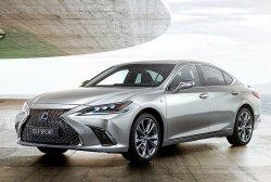 Lexus ES (2018) F SPORT - Изготовление лекала (выкройка) на авто