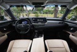 Lexus ES (2018) Лексус ЕС - Изготовление лекала для салона авто. Продажа лекал (выкройки) в электроном виде на авто. Нарезка лекал на антигравийной пленке (выкройка) на интерьер авто.