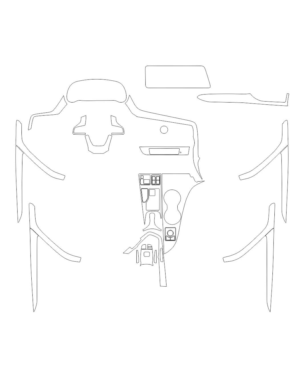 Как делаются лекала на автомобиль