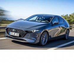 Mazda 3 (2019) - Изготовление лекала (выкройка) для авто. Продажа лекал (выкройки) в электроном виде на салон авто. Нарезка лекал на антигравийной пленке (выкройка) на авто.