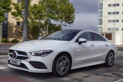 Mercedes-Benz CLA AMG (2019) - Изготовление лекала (выкройка) для авто. Продажа лекал (выкройки) в электроном виде на авто. Нарезка лекал на антигравийной пленке (выкройка) на авто