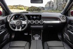 Mercedes-Benz GLB-Class (2020) Мерседес ГЛБ - Изготовление лекала для салона и кузова авто. Продажа лекал (выкройки) в электроном виде на авто. Нарезка лекал на антигравийной пленке (выкройка) на авто.