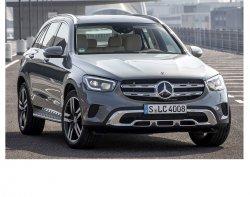 Mercedes-Benz GLC-class (2019) - Изготовление лекала (выкройка) для авто. Продажа лекал (выкройки) в электроном виде на авто. Нарезка лекал на антигравийной пленке (выкройка) на авто.