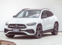 Mersedes-Benz GLA (2020) AMG - Изготовление лекала для салона и кузова авто. Продажа лекал (выкройки) в электроном виде на авто. Нарезка лекал на антигравийной пленке (выкройка) на авто.