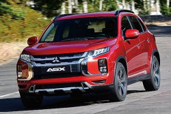 Mitsubishi ASX (2019)  - Изготовление лекала авто. Продажа лекал (выкройки) в электроном виде на авто. Нарезка лекал на антигравийной пленке (выкройка) на авто.