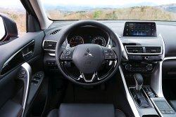 Mitsubishi Eclipse Cross (2018)  - Изготовление лекала авто. Продажа лекал (выкройки) в электроном виде на авто. Нарезка лекал на антигравийной пленке (выкройка) на авто.