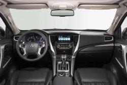 Mitsubishi Pajero Sport (2017) - Изготовление лекала (выкройка) для салона авто