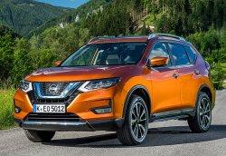 Nissan X-Trail (2018) - Изготовление лекала (выкройка) на авто