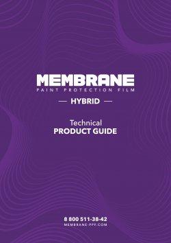 Брошюра техничка А4 membrane hybrid - Страница 1