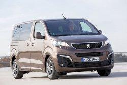 Peugeot Traveller (2018) - Изготовление лекала (выкройка) на авто