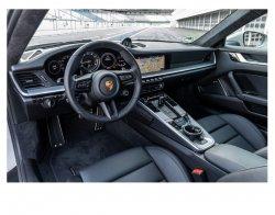 Porsche 911 (2019) - Изготовление лекала (выкройка) для салона авто. Продажа лекал (выкройки) в электроном виде на салон авто. Нарезка лекал на антигравийной пленке (выкройка) на салон авто.