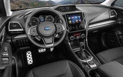 Subaru Forester (2018)  - Изготовление лекала салон авто. Продажа лекал для салона (выкройки) в электроном виде на авто. Нарезка лекал на антигравийной пленке (выкройка) на авто.