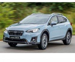 Subaru XV (2018)   - Изготовление лекала (выкройка) для авто. Продажа лекал (выкройки) в электроном виде на салон авто. Нарезка лекал на антигравийной пленке (выкройка) на авто.