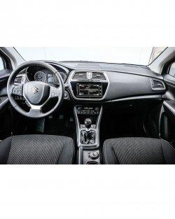 Suzuki SX4 (2017)  - Изготовление лекала (выкройка) для салона авто. Продажа лекал (выкройки) в электроном виде на салон авто. Нарезка лекал на антигравийной пленке (выкройка) на салон авто.