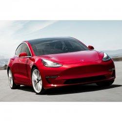 Tesla Model 3 (2018) Тесла Модель 3 - Изготовление лекала для салона и кузова авто. Продажа лекал (выкройки) в электроном виде на авто. Нарезка лекал на антигравийной пленке (выкройка) на авто.