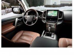 Toyota Land Cruiser 200 (2015) - Изготовление лекала (выкройка) для салона авто. Продажа лекал (выкройки) в электроном виде на салон авто. Нарезка лекал на антигравийной пленке (выкройка) на салон авто.