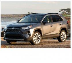 Toyota RAV 4 (2019) - Изготовление лекала (выкройка) для авто. Продажа лекал (выкройки) в электроном виде на салон авто. Нарезка лекал на антигравийной пленке (выкройка) на авто.