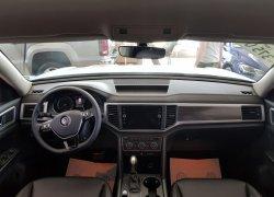 Volkswagen Teramont (2018)  - Изготовление лекала (выкройка) для салона авто. Продажа лекал (выкройки) в электроном виде на салон авто. Нарезка лекал на антигравийной пленке (выкройка) на салон авто.